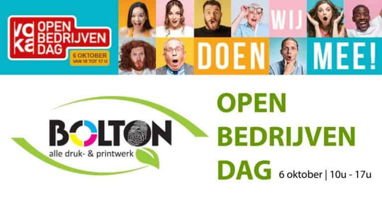 Drie redenen waarom we deelnemen aan OpenBedrijvenDag: