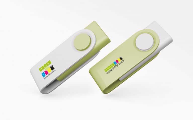 GroenDruk - USB sticks Aalst