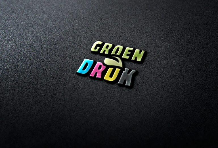 GroenDruk - creatief drukwerk