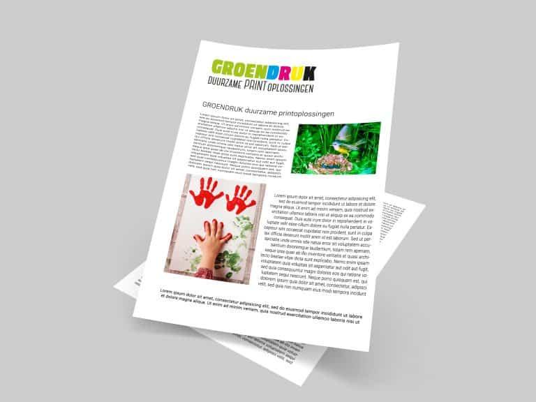 GroenDruk - losbladige kopies Aalst